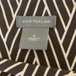 Ann Taylor Dresses - Ann Taylor Geometric Print Dress Size 8